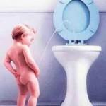 baby pee